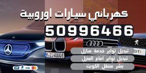 كهربائي سيارات اوروبية